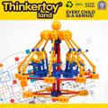 Jouet de construction éducative en plastique pour enfants