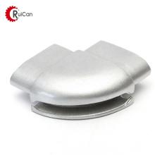 aluminium casting parts pipe fitting