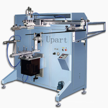 Good Quality Container Label Screen Printing Machine for Single Color