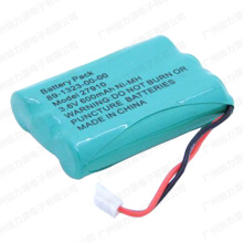 Wholesale Price OEM 3.6V 600mAh NI-MH AAA Rechargeable Battery Pack