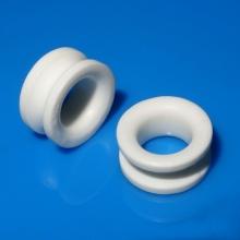 High alumina ceramic bobbin