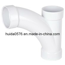 Long Bend Tee Pipe Mold