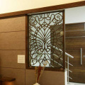 Indoor Laser Cut Steel Screens