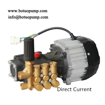 Pump moto unit for misting machine ELMV