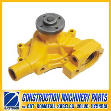 6204-61-1104 Pompe à eau S4d95 Komatsu Construction Engine Engine Parts