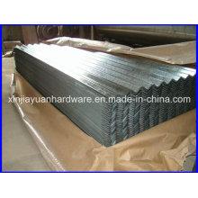 Folha de cobertura de aço galvanizado SGCC / Sgch