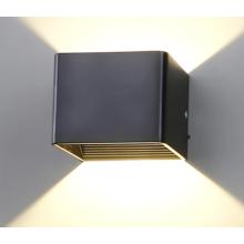 5W Soft Light Black LED Bedroom Bedside Lamp