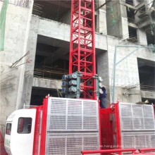 Gute Qualität Bau Aufzug Sc200