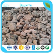 55% Comprador máximo de bauxita de alúmina 40 mm