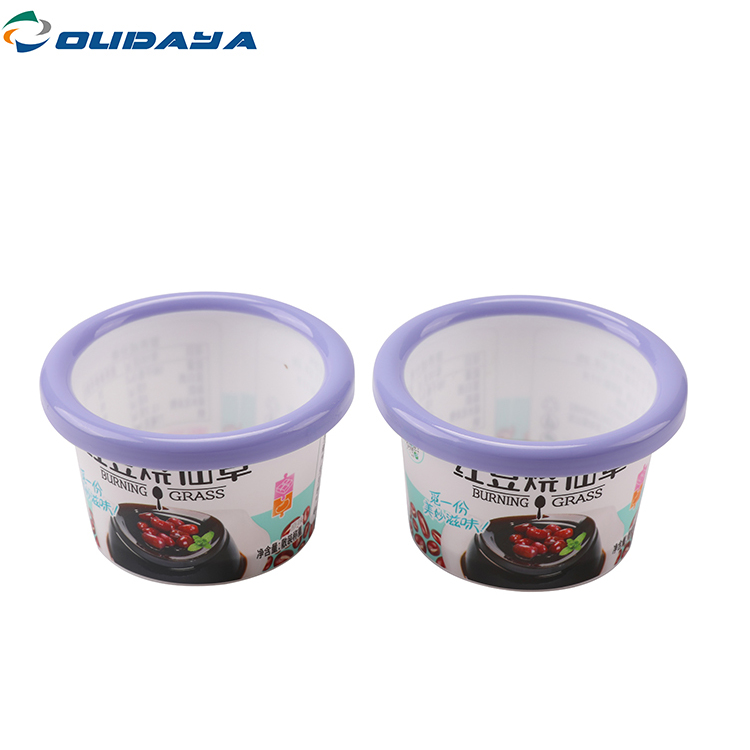 Mini Yogurt Cup