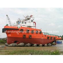 Резиновый Корабль, Запуск Подушка Безопасности