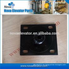 Almohadilla anti-vibración cuadrada para la base del motor
