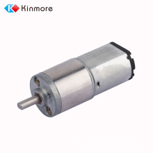 16mm 12V dc geared motor for Actuator, water heater and photographic equipments