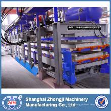 Discontinuous PU (Polyurethane) Sandwich Panel Machine