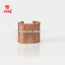 C-Form Kupferdrahtklemme für Kabelanschlusszubehör