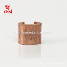 Clamp de fil de cuivre de forme de C pour les accessoires de connexion de câble