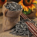 Non-gmo sunflower seeds in shell