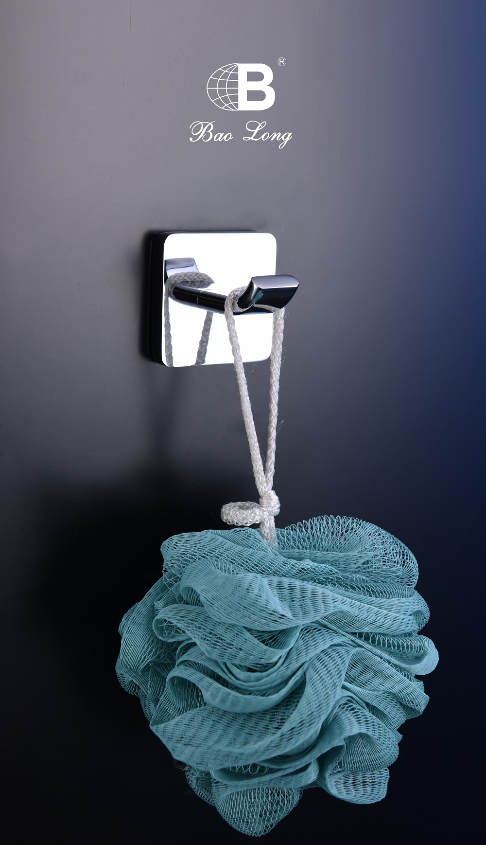 Decorative wall coat hook