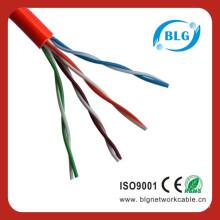 Cabo Ethernet Ethernet BLG CAT5E 305M para Rede de Computadores Usando