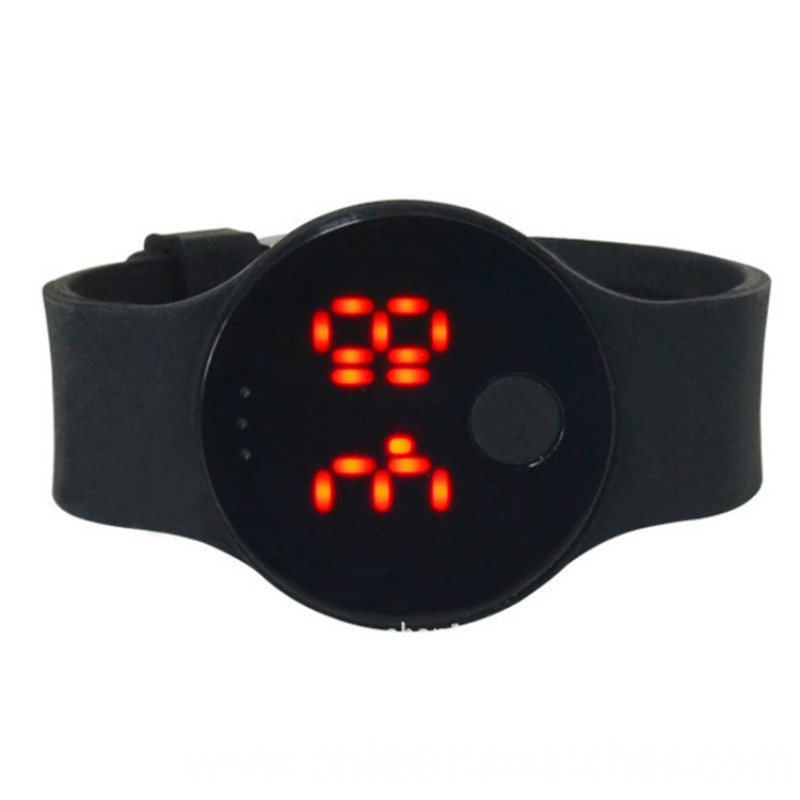 children cheap silicone watch