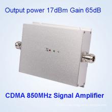 Uso del vehículo Mini Signal Booster CDMA850