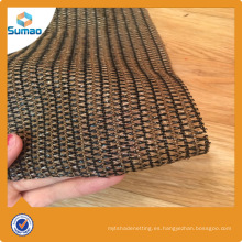 Malla 100% virgen del parasol del HDPE / red de la cortina del fabricante de Changzhou