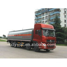 Dongfeng tianlong 8*4 chemical truck for sale