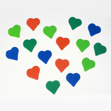 Craft Heart assortiment schuim diecut sticker