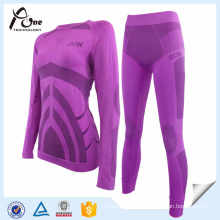 Underwear Set High Quality Women Ski Underwear