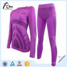 Underwear Set High Quality Women Ski Underwear