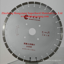 400mm Diamant-Schneidklingen für Marmor, Granit, Betonboden
