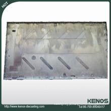 ISO9001: 2008 certificação liga de alumínio die cast parte eletrônica com o serviço do oem
