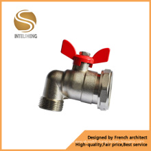 Brass Valve with Aluminum Butterfly Handle (TFB-010-03)
