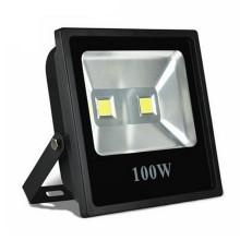 100W cerâmica COB LED Projector LED ao ar livre 10kv proteção contra surtos de lâmpada (100W- $ 15.83 / 120W- $ 17.23 / 150W-$ 24.01 / 160W-$ 25,54 / 200W-$ 33.92 / 250W- $ 44,53) 2 anos de garantia