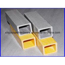 Tube à fibre de verre pultrudé haute résistance à l'UV