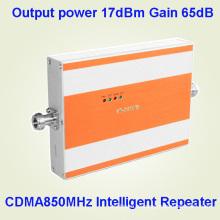 Amplificador inteligente de señal de teléfono móvil GSM CDMA850MHz