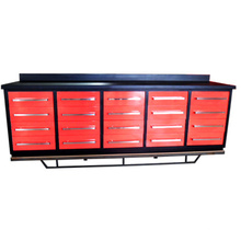 Coffre d'outil professionnel en métal de vente d'usine directe d'usine pour l'entrepôt