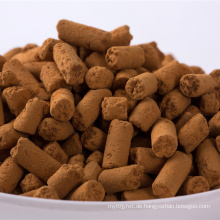 Hochqualitatives Eisenoxid-Entschwefelungsmittel für die Kraftwerksendgasreinigung
