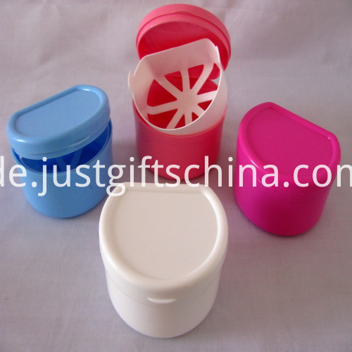 Promotional Rounded Denture Box With Web_1