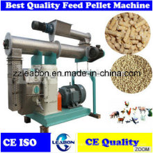 500-1000kg / H Soybean Meal Animal Feed Pellet Machine