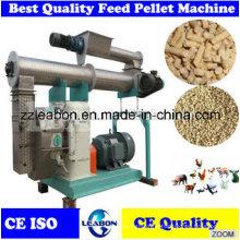 500-1000kg/H Soybean Meal Animal Feed Pellet Machine