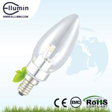 samsung led lighting 3w e14 carcasa de cristal