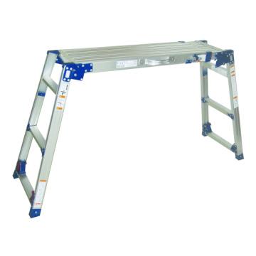 Lockable Working Platform with Adjustable Feet