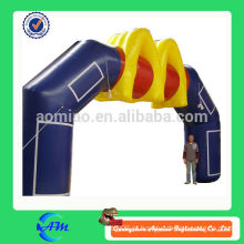 Ar inflável venda ar inflável barato para venda arco ar inflável
