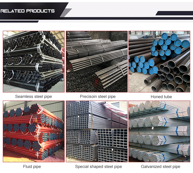 Precision Steel PipeElectric Industry