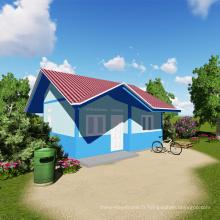 (WAS1003-40M) Fabricant de maisons préfabriquées modulaires