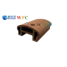 100*50mm Wood Plastic Composite Handrail with CE, Fsg SGS, Certificate (LHMA050)