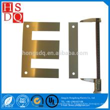 Noyau de transformateur de feuille d'acier inoxydable de 0.5mm