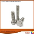 DIN933 Stainless Steel Hex Bolt