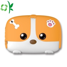 Cartoon Dog Tablet Cover Silcone Ipad beschermhoes